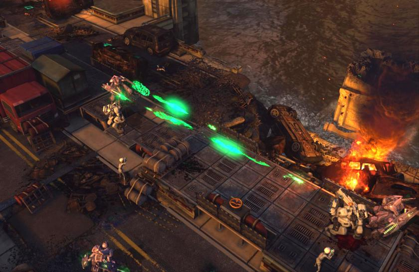 XCOM: Enemy Unknown - Video mit Gameplay-Szenen. (1)