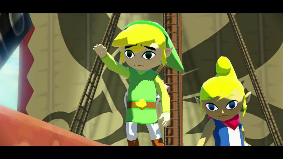 Zelda: Wind Waker and Twilight Princess reportedly still planned for Switch