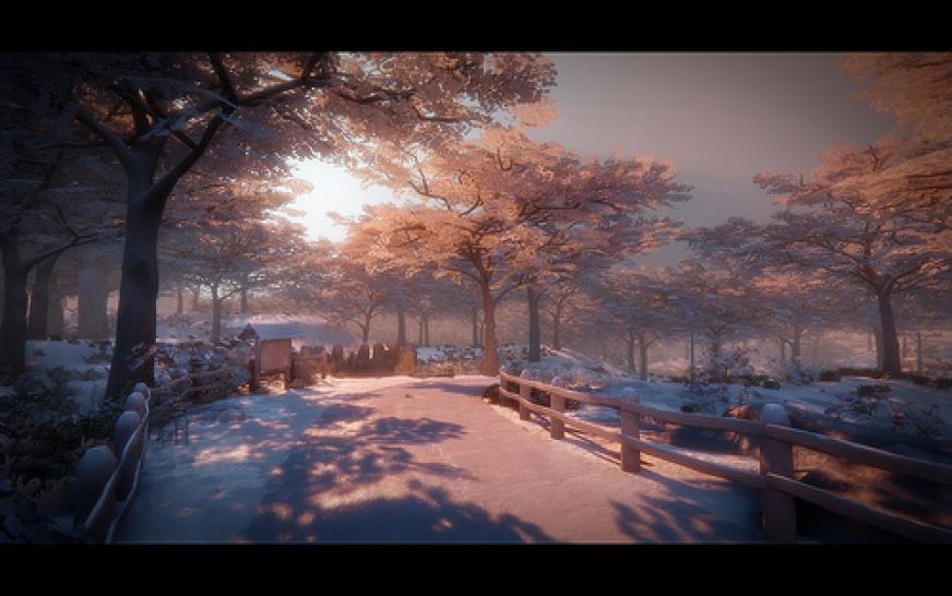 Everybody's Gone to the Rapture von The Chinese Room wird als spiritueller Nachfolger zum Indie-Hit Dear Esther gehandelt. (1)