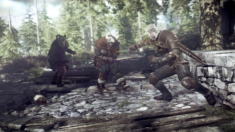 The Witcher 3: Wild Hunt lässt sich auf den Video Game Awards 2013 blicken. (1)