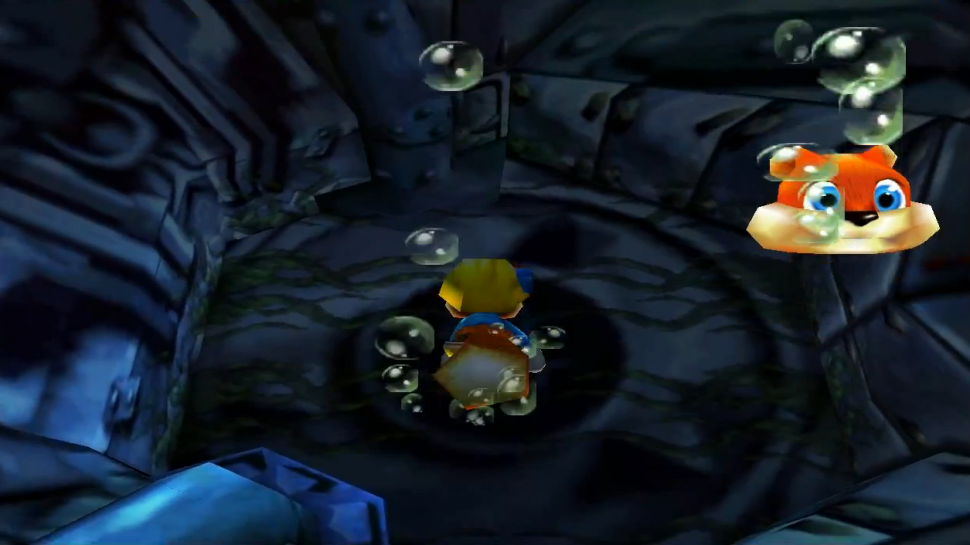 Conker's Bad Fur Day (2)