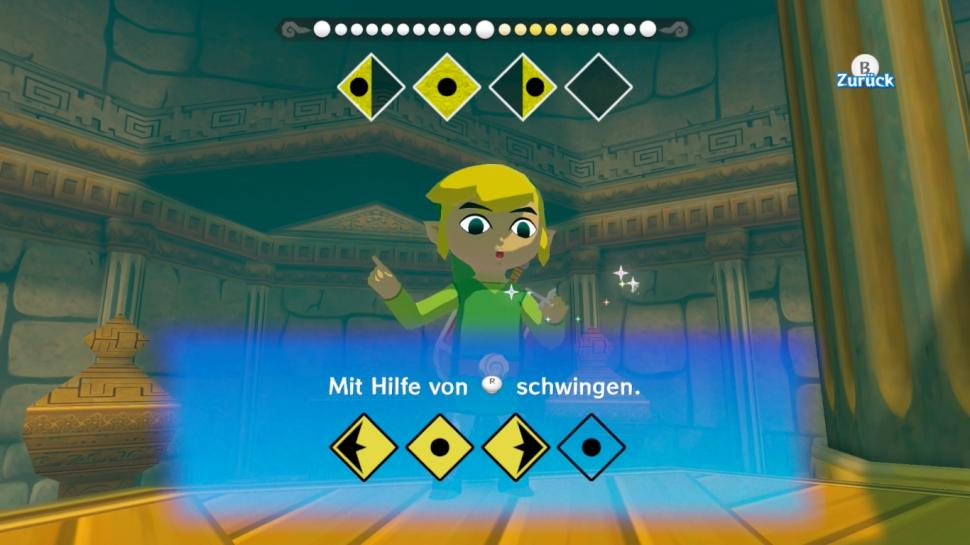 Zelda: The Wind Waker HD - Bilder aus dem Remake (1)