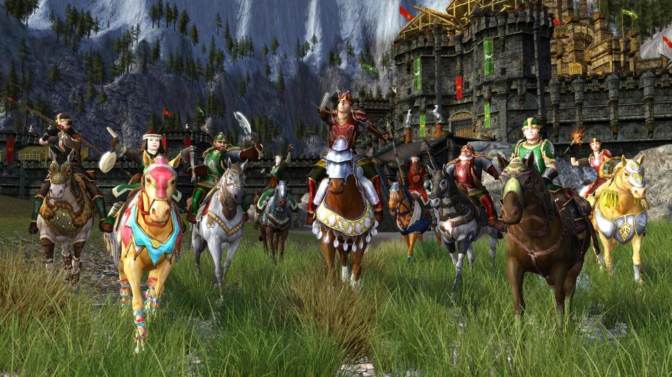Lord of the Rings Online: Update worsens Endgame