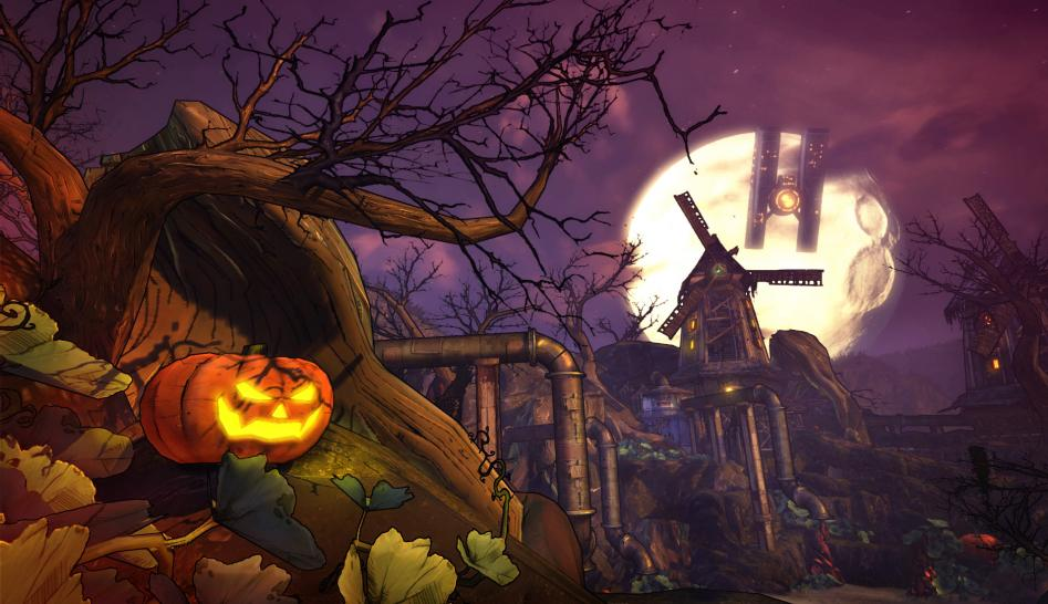 Borderlands 2: TK Baha's Bloody Harvest erscheint am 22. Oktober 2013. (1)