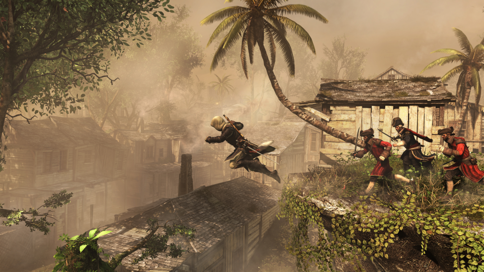 In Assassin's Creed 4: Black Flag geht es um die Spielwelt. (1)