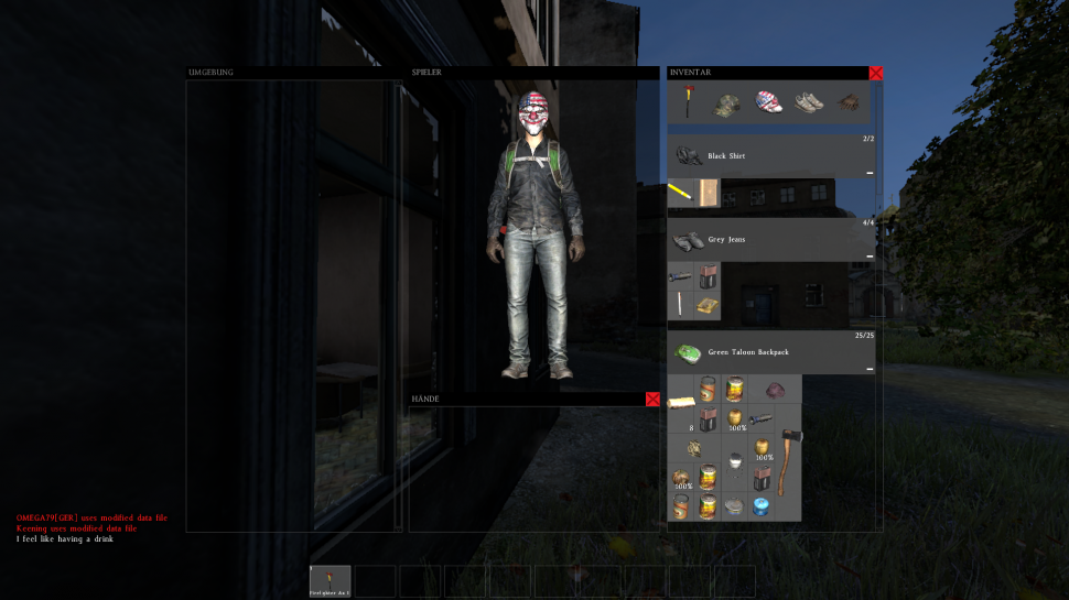 DayZ: Zombie-Survival in der Early-Access-Version