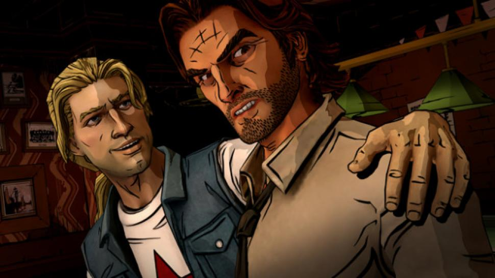 "The Wolf Among Us - Episode 2: Smoke & Mirrors kommt ""bald"", verspricht Telltale. (1)"