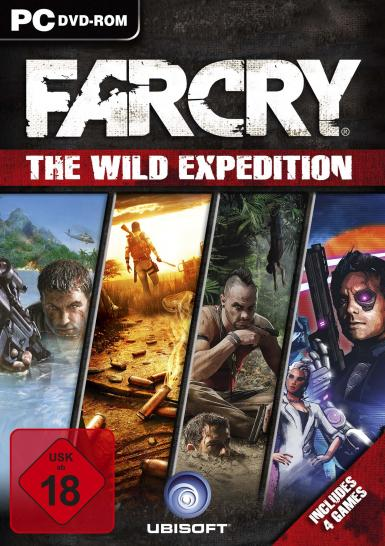 Ubisoft hat den Release-Termin von Far Cry: The Wild Expedition für Deutschland bestätigt. Die Spielesammlung erscheint am 12. Februar für PC, PS3 und Xbox 360. (1)
