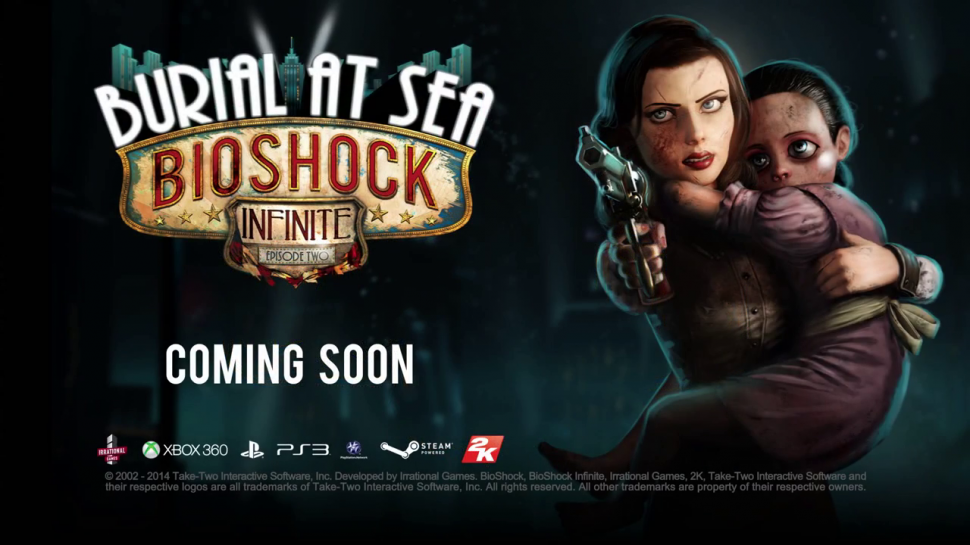 Bioshock Infinite: Burial at Sea Episode Two - Behind-the Scenes mit den Synchronsprechern (1)