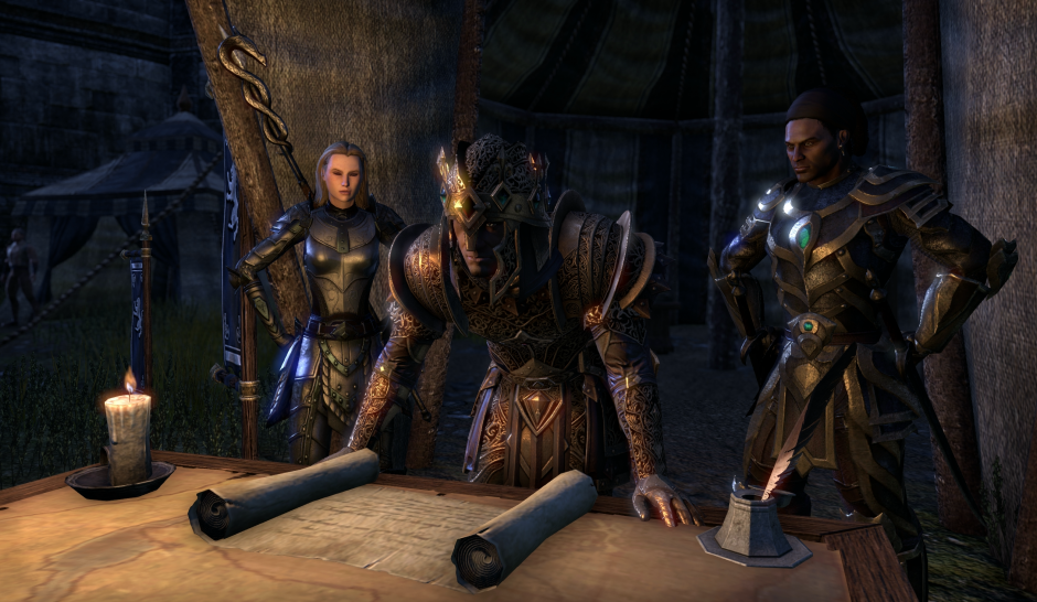 The Elder Scrolls Online: Wir stellen die digitalen Inhalte der Imperial Edition im Video vor. (1)