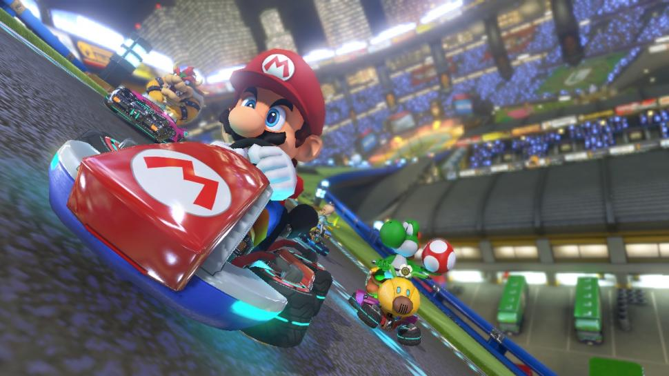 Mario Kart 8 Deluxe: New update released after two years