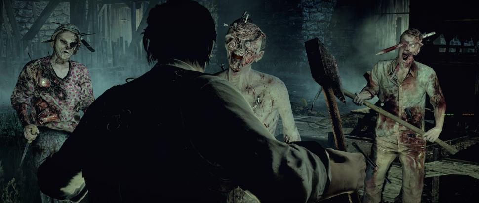 Hier seht ihr brandneue Screenshots aus The Evil Within. (1)