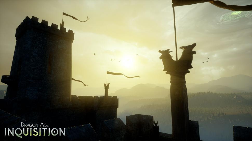 Dragon Age: Inquisition - Blackwall im Charakterprofil vorgestellt. (1)