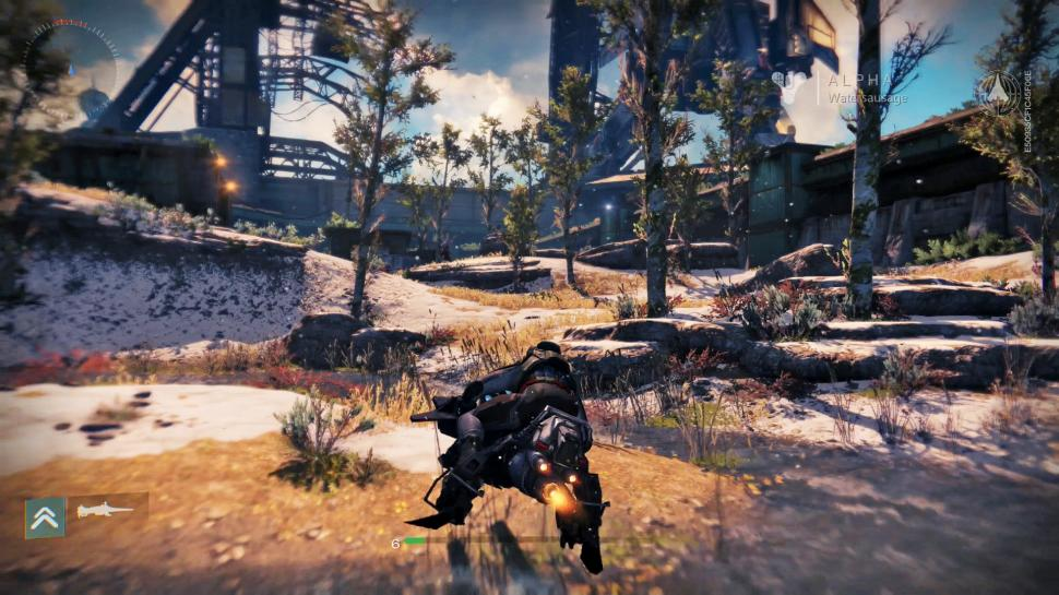 Destiny - Bilder aus dem Shooter (1)