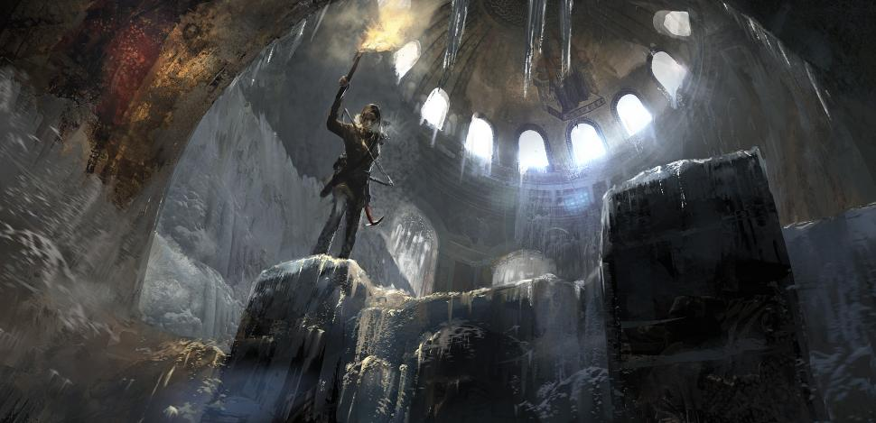 Rise of the Tomb Raider: Deal mit Microsoft hat Laufzeit. (1)