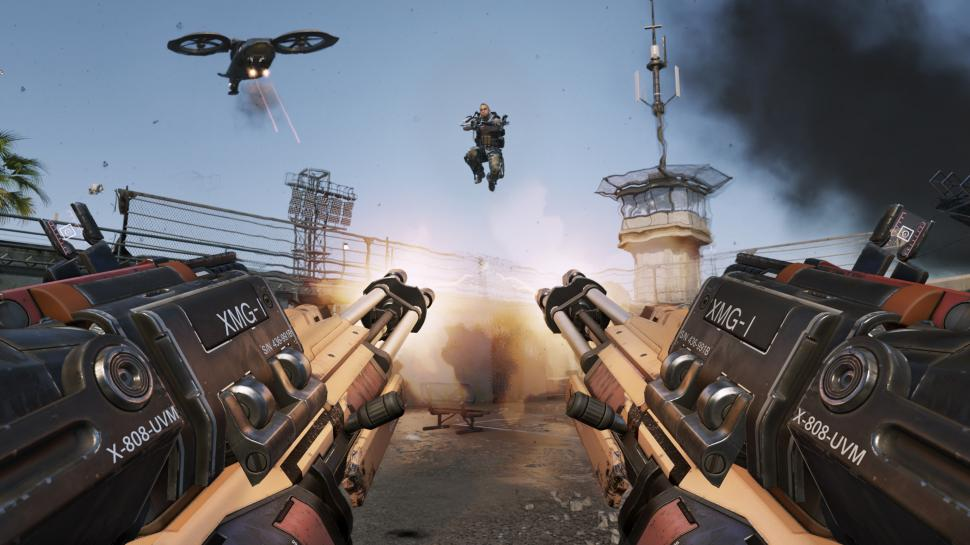 Activision nennt den Release-Termin für Call of Duty: Advanced Warfare Supremacy auf PC, PS4 und PlayStation 3. (1)