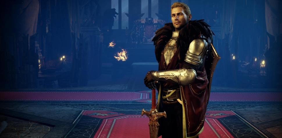 Dragon Age: Inquisition - Romanzen vorgestellt. (1)