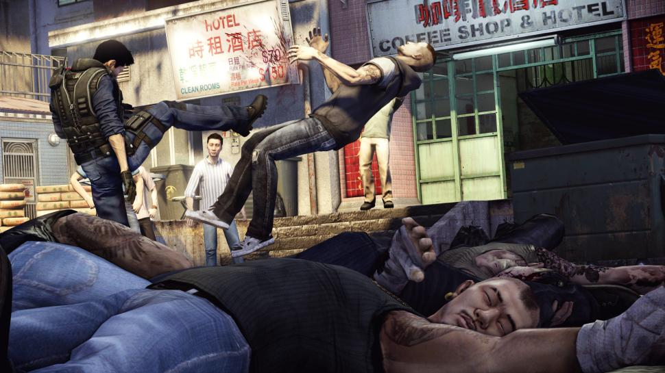 United Front Games hat Interesse an einem Sleeping Dogs 2. (1)