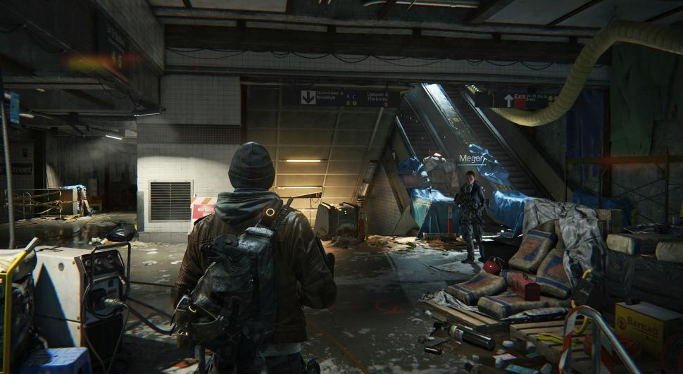 The Division: Entwickler im Interview. (1)