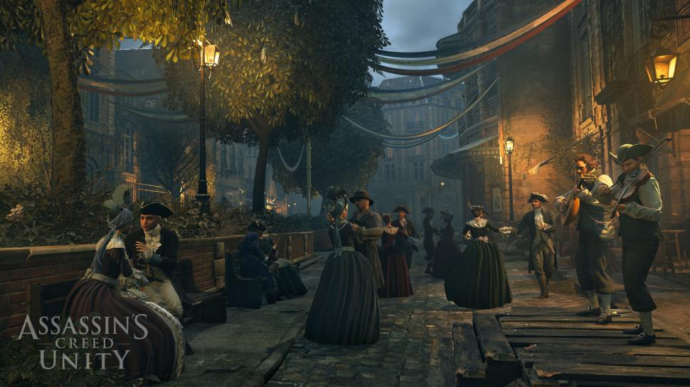 Assassin's Creed Unity im Gameplay-Video. (1)