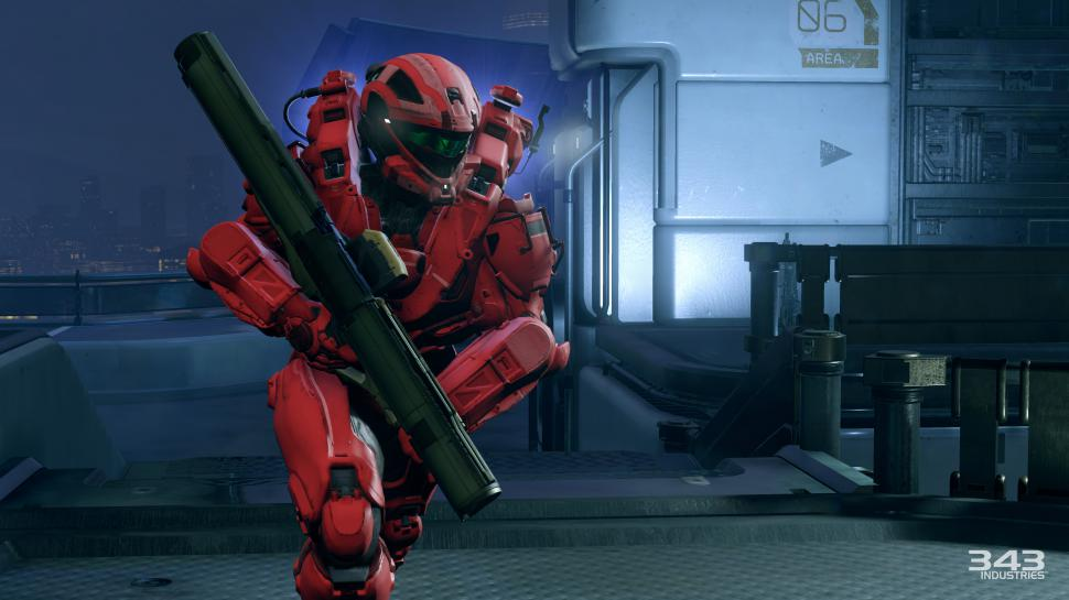 Halo 5: Guardians - Sci-Fi-Shooter erhält offiziellen Launch Gameplay-Trailer. (1)