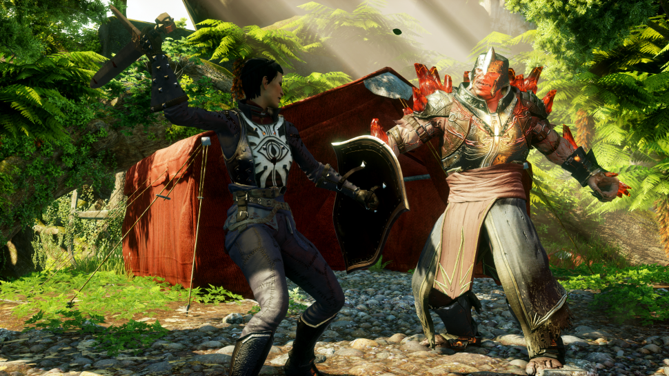 Dragon Age: Inquisition - Varric im Trailer. (1)