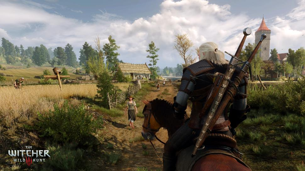 CD Projekt Red hat ein knapp 15-minütiges Gameplay-Video zu The Witcher 3 veröffentlicht. (1)