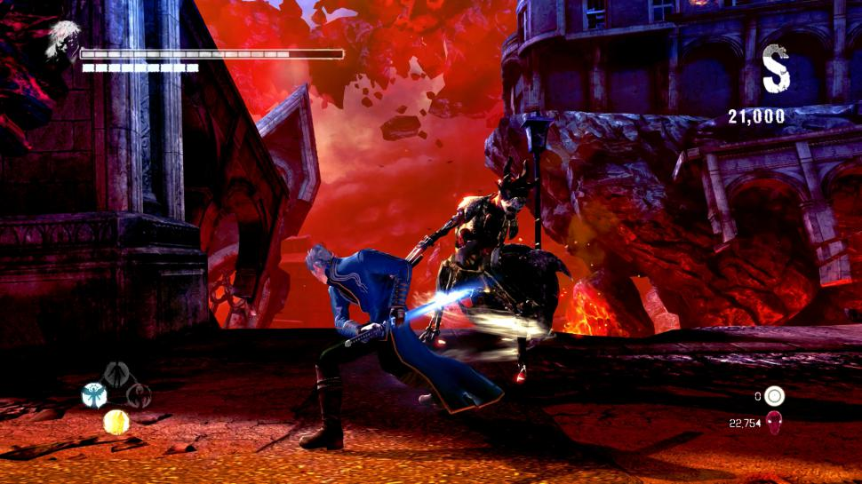 DmC Devil May Cry - Definitive Edition wird auf PS4 und Xbox One in nativen 1080p bei 60 FPS laufen.  (1)
