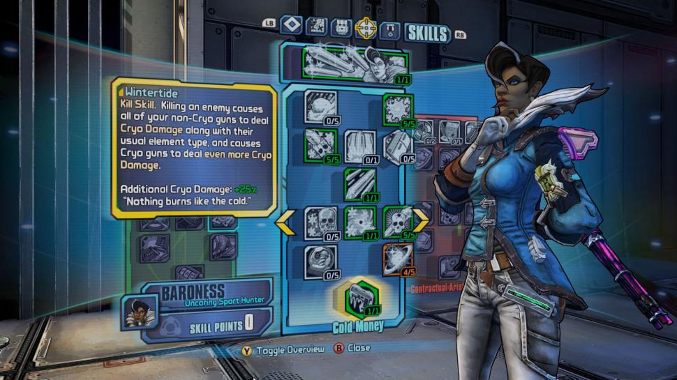 Borderlands: The Pre-Sequel - Lady Hammerlock ab morgen als DLC erhältlich. (1)