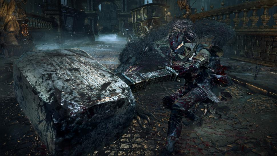 Bloodborne Patch 1.03erscheint Ende April 2015. (1)