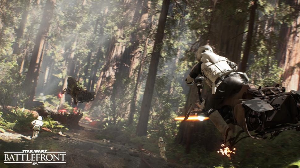 Screenshots aus Star Wars: Battlefront. (1)