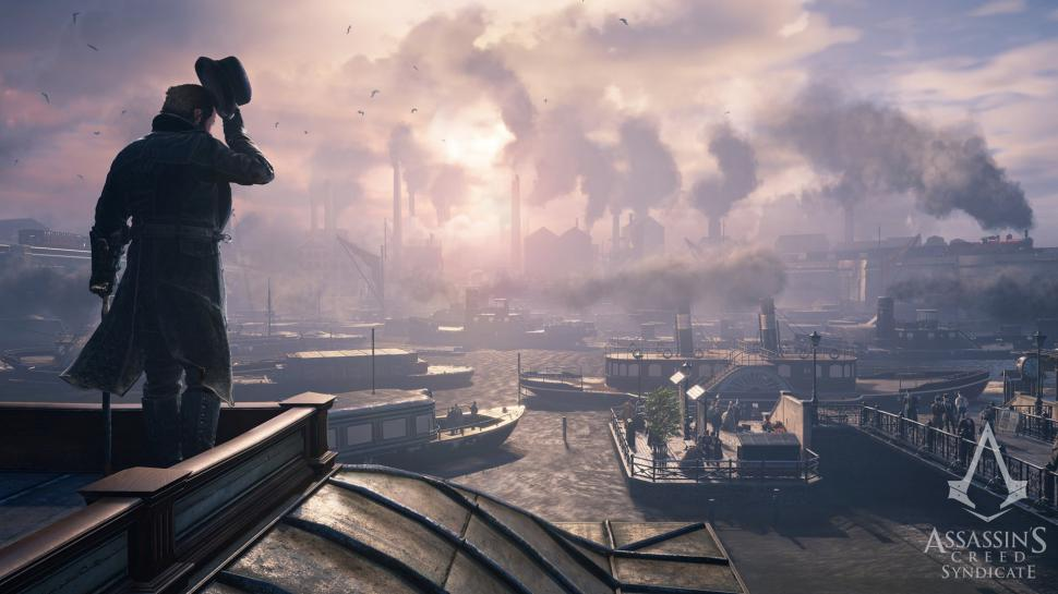Ubisoft erklärt den Verzicht auf einen Multiplayer-Modus in Assassin's Creed Syndicate. (1)