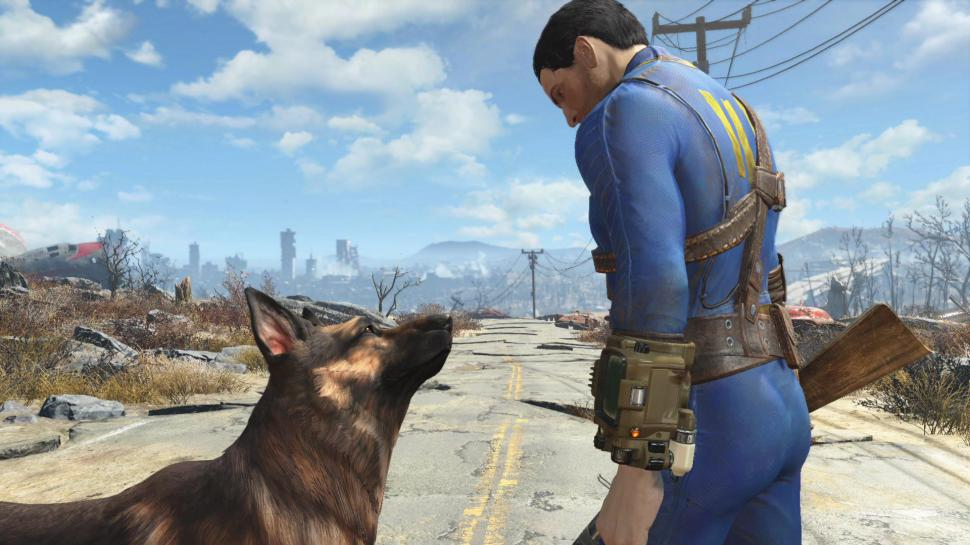 Fallout 4: Actress of dog Dogmeat has died
