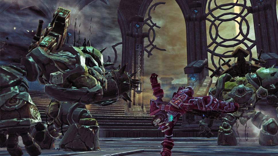 Darksiders 2: Deathinitive Edition erscheint im Winter 2015. (1)