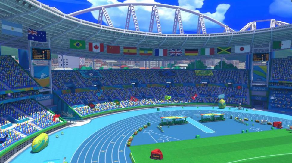 Mario & Sonic at the Rio 2016 Olympic Games - Erste Screenshots aufgetaucht (2)