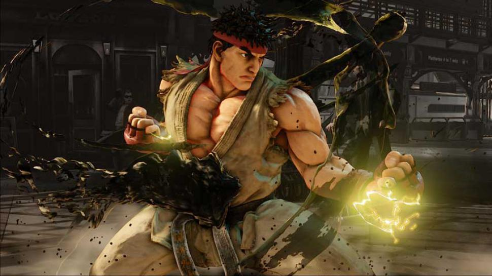 Street Fighter 5 - Neuer E3 Trailer (1)
