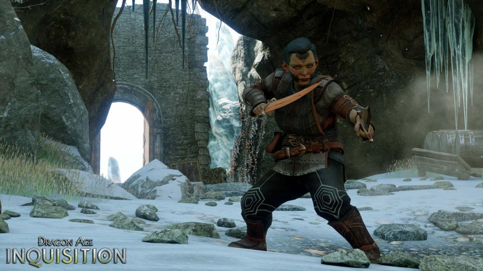 Pala ist der neue Multiplayer-Charakter in Dragon Age: Inquisition.  (1)