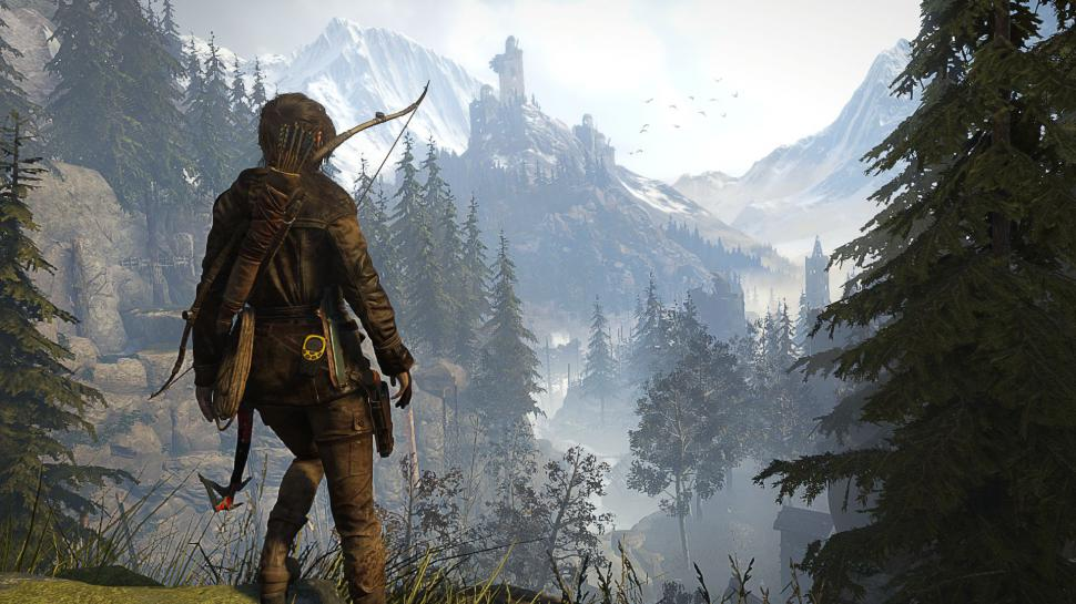 Rise of the Tomb Raider: Exklusives Bundle vorgestellt. (1)