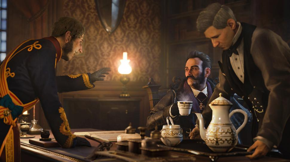 Evie und Jacob Frye heißen die Protagonisten in Assassin's Creed Syndicate.  (1)