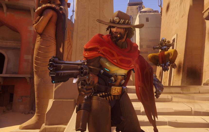 Overwatch: Blizzard will rename Jesse McCree in-game
