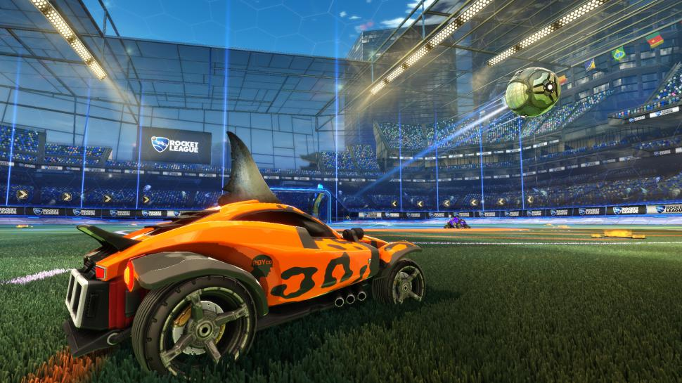 Rocket League: VP of Marketing and Communications Jeremy Dunham verrät spricht mit MVC über den Erfolg des Autoball-Hits. (1)