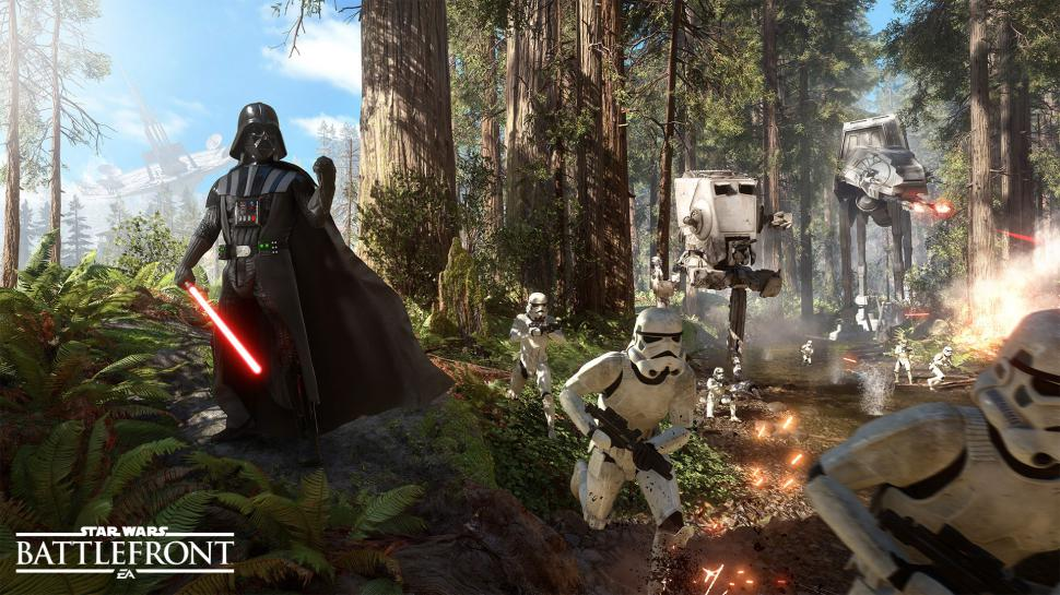 Star Wars: Battlefront im Test!