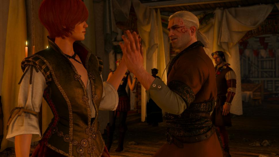 The Witcher 3: Hearts of Stone - die neue Sex-Szene