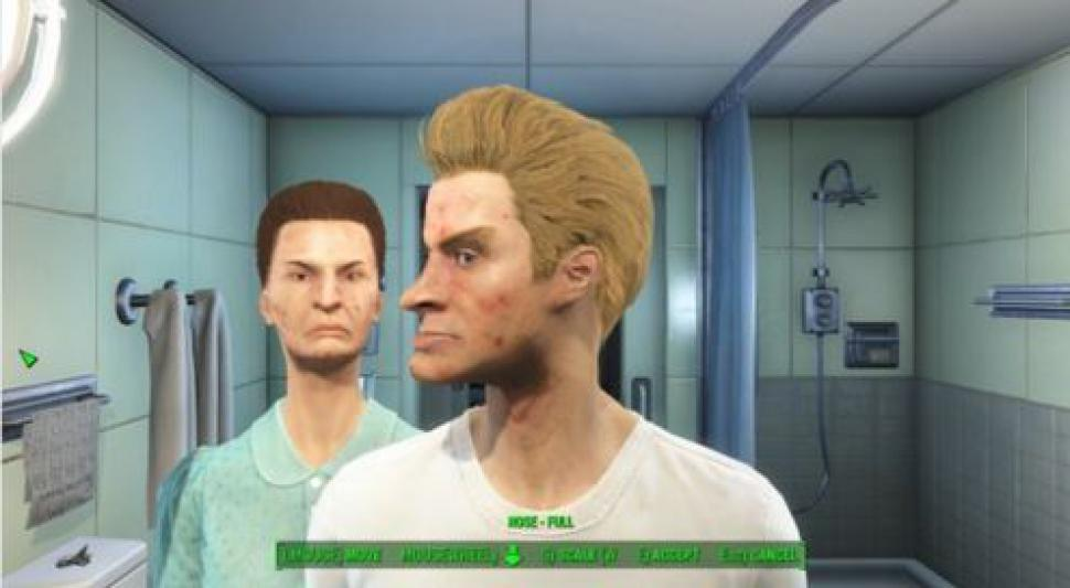 Beavis and Butthead in Fallout 4.