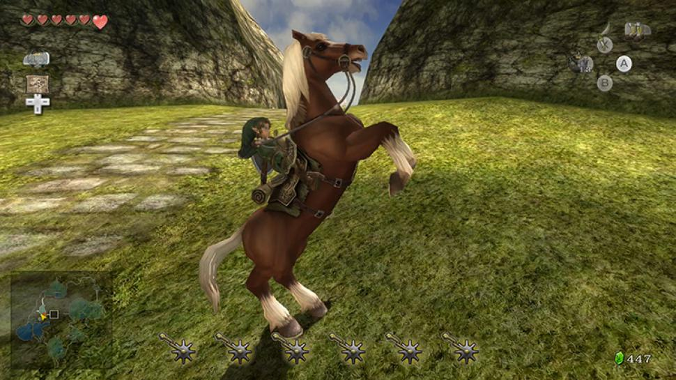 The Legend of Zelda: Twilight Princess HD erscheint exklusiv für WiiU. (1)