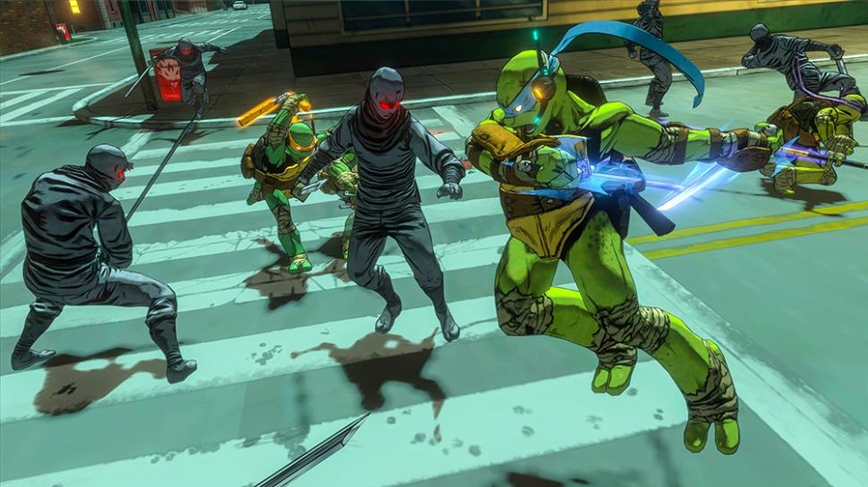 Teenage Mutant Ninja Turtles: Mutanten in Manhattan erscheint schon Ende Mai. (1)