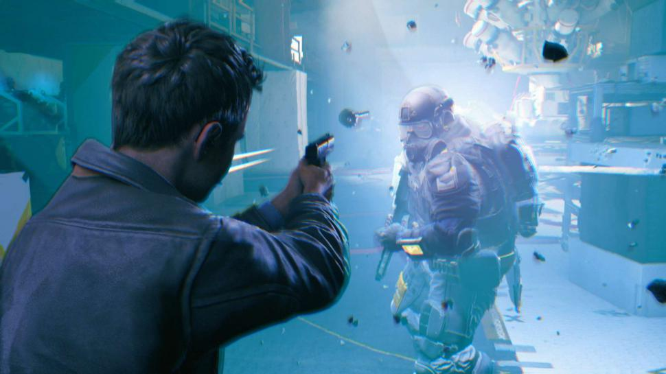 20 Minuten Quantum Break seht ihr in einem nun geleakten Gameplay-Video. (1)