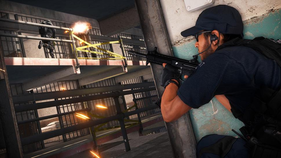 "Visceral Games hat den DLC ""Betrayal"" für Battlefield Hardline enthüllt.  (1)"