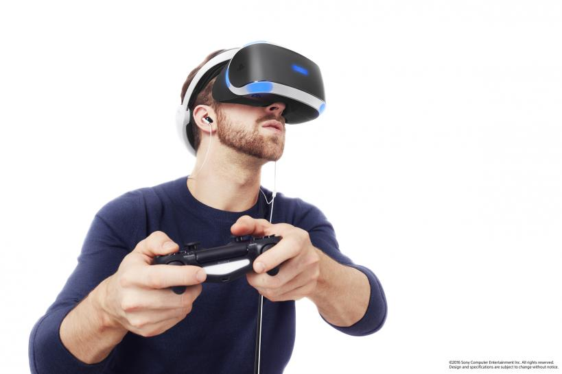 PSVR 2: This could be the new high-tech controller for PS5