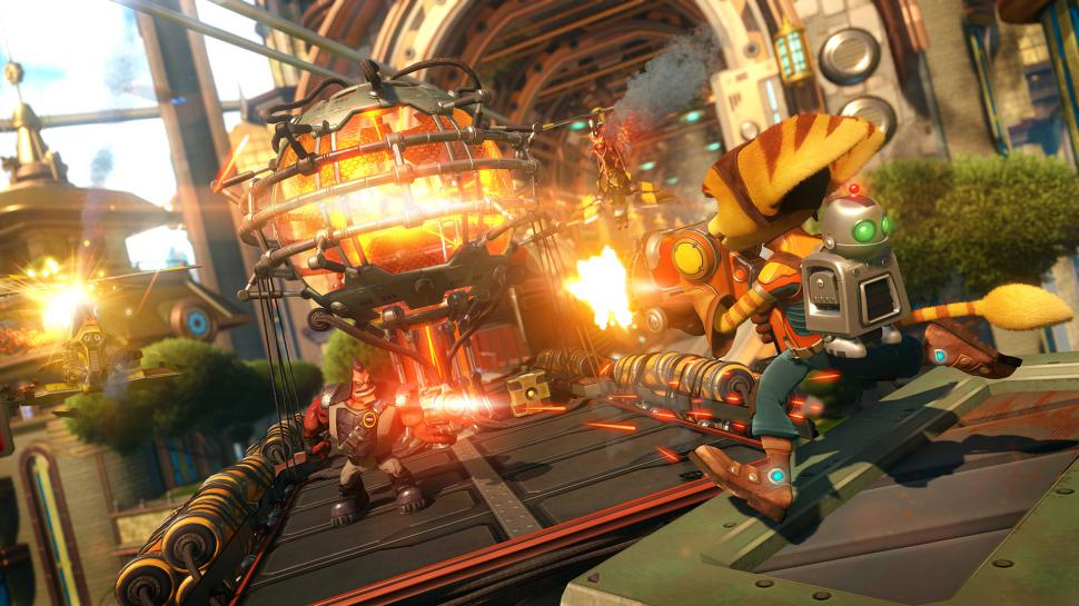 Ratchet & Clank: currently free, runs at 60 FPS on the PS5